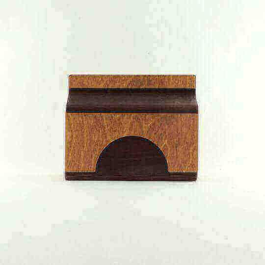 Omikron_wooden handmae clutch bag_birchwood