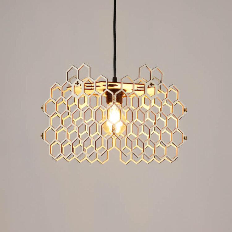 wooden lampshade onogawa