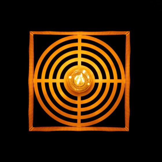 ξύλινο φωτιστικό tanikaze